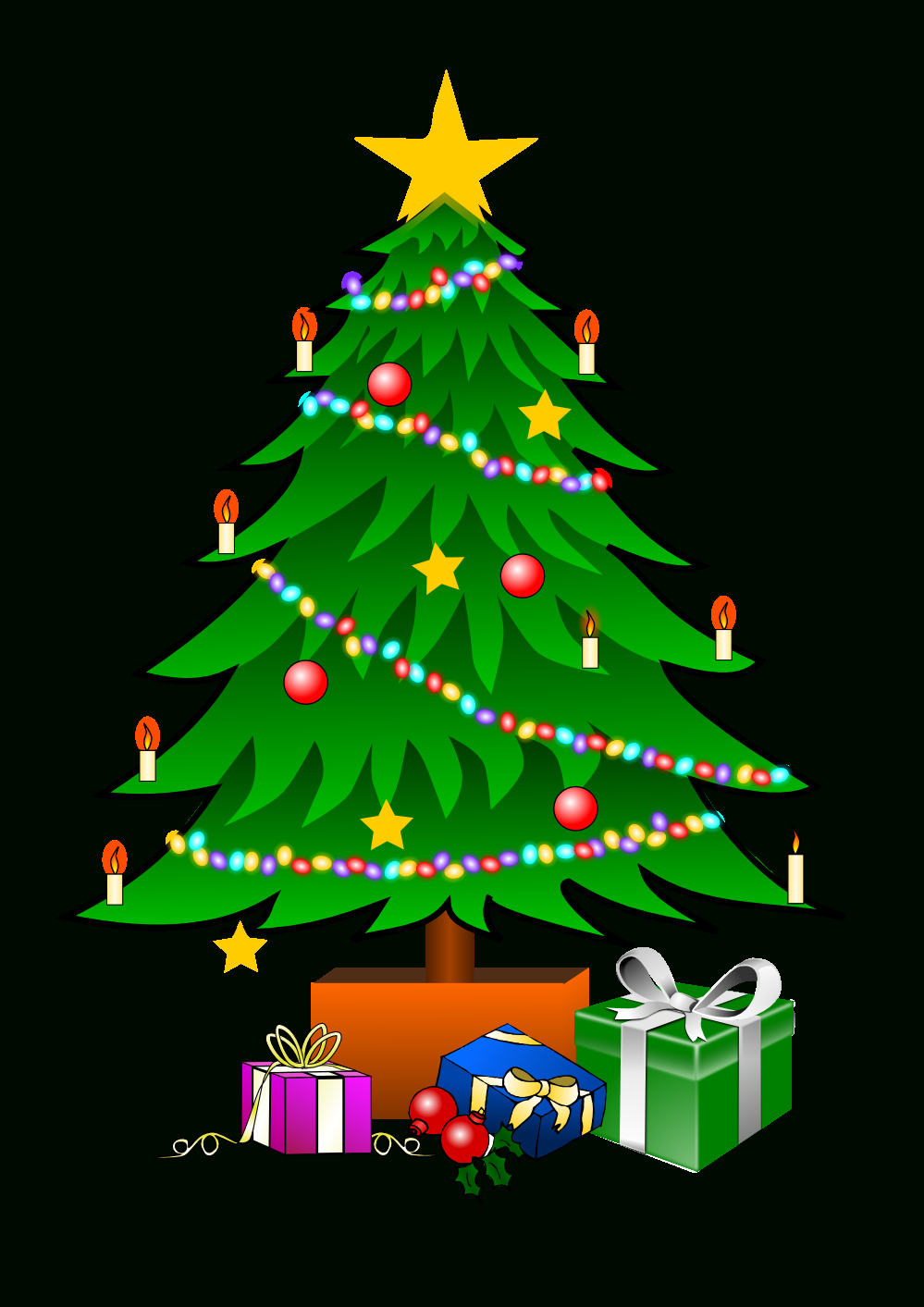 Free Christmas Tree Pics Free, Download Free Clip Art, Free Clip Art - Free Printable Christmas Tree Images