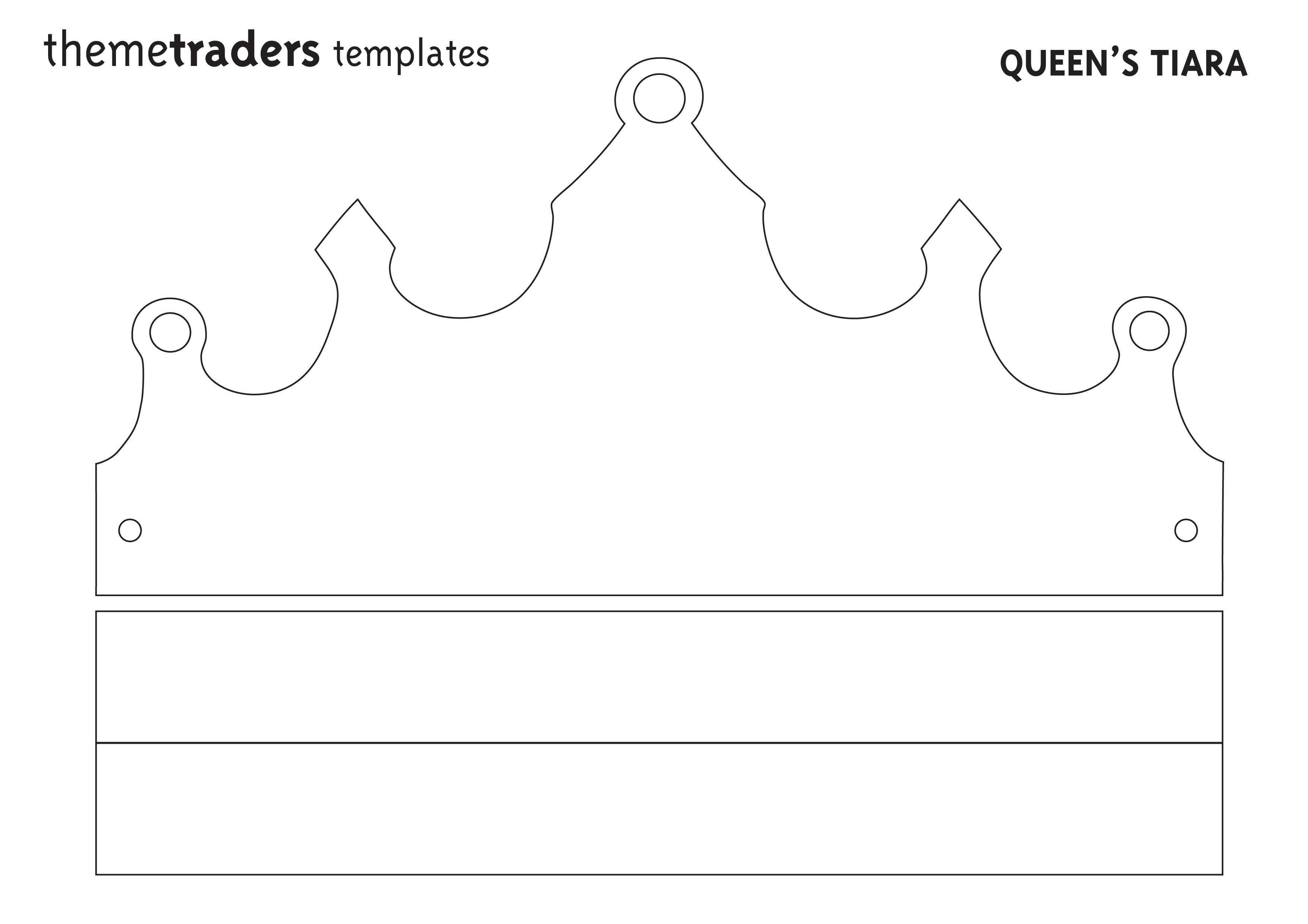 Free Crown Template, Download Free Clip Art, Free Clip Art On - Free Printable King Crown Template