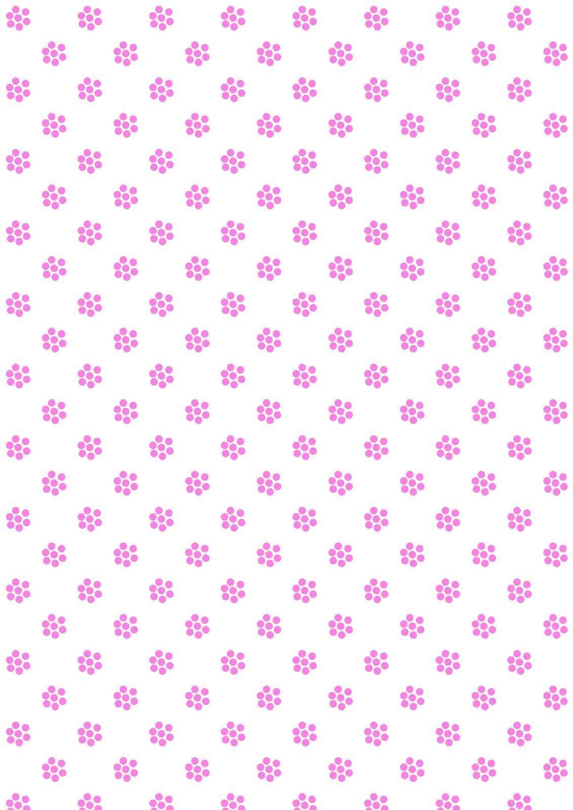 Free Digital Floral Pattern Paper   Free Printables ✄ And More - Free Printable Pattern Paper Sheets