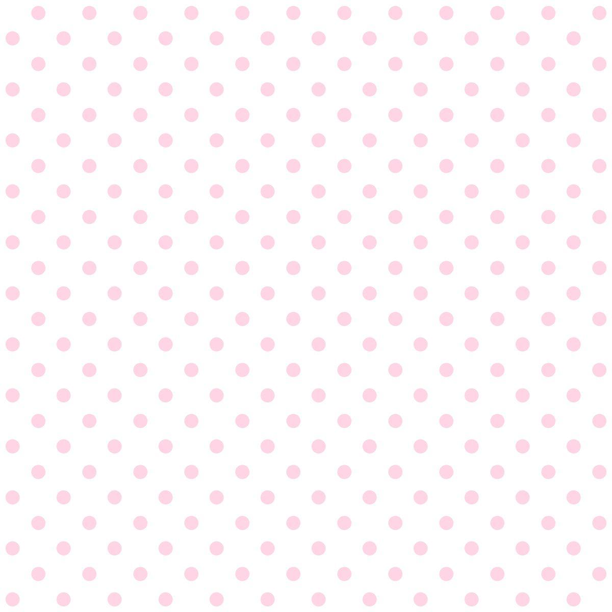 Free Digital Polka Dot Scrapbooking Papers - Ausdruckbare - Free Printable Pink Polka Dot Paper