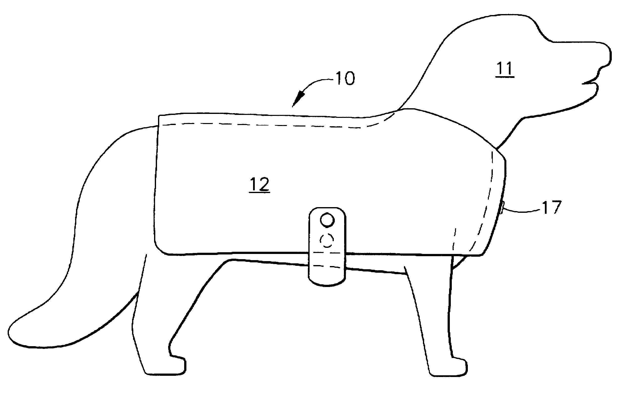 Free Dog Coat Sewing Pattern | Free Dog Coat Patterns Check | Dog - Dog Sewing Patterns Free Printable