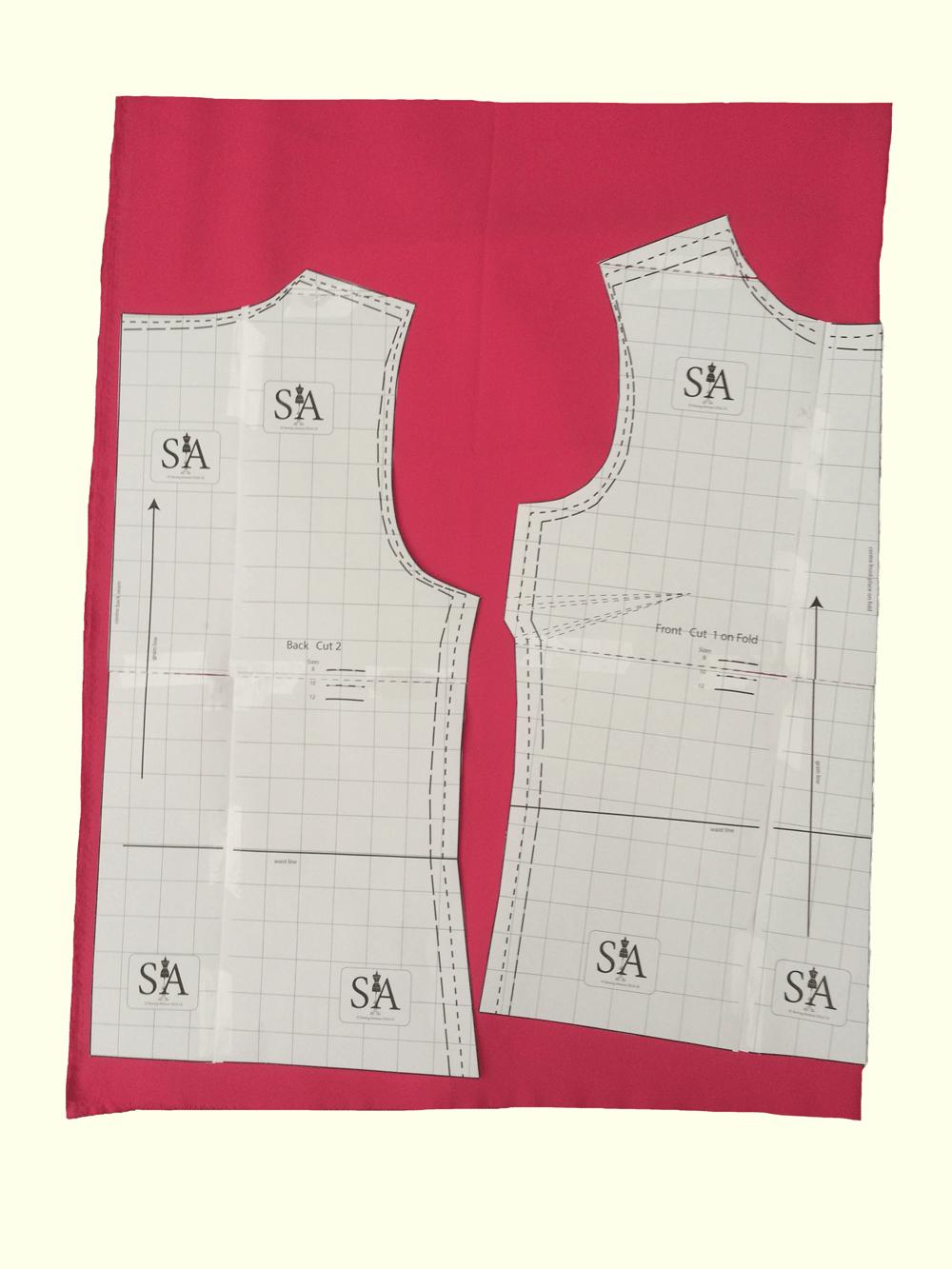 Free Download Sewing Patterns Pdf - Sewing Avenue - Free Printable Sewing Patterns Pdf