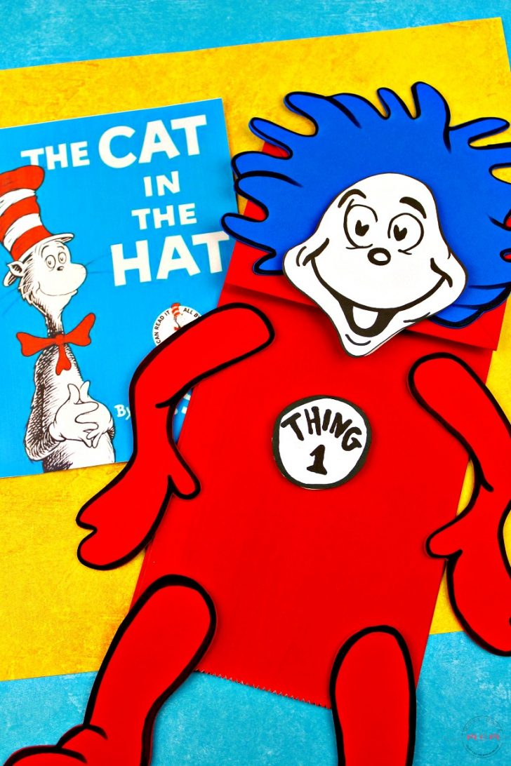 Free Printable Dr Seuss Hat Template