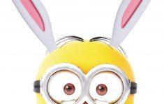 Free Easter Minion Bunny Mask Printable | Inkntoneruk Blog – Free Printable Easter Masks