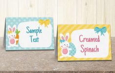 Free Easter Party Food Labels | Printable Download | Hands In The Attic – Free Printable Food Tags For Buffet