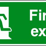 Free Fire Exit Signs, Download Free Clip Art, Free Clip Art On   Free Printable Exit Signs With Arrow