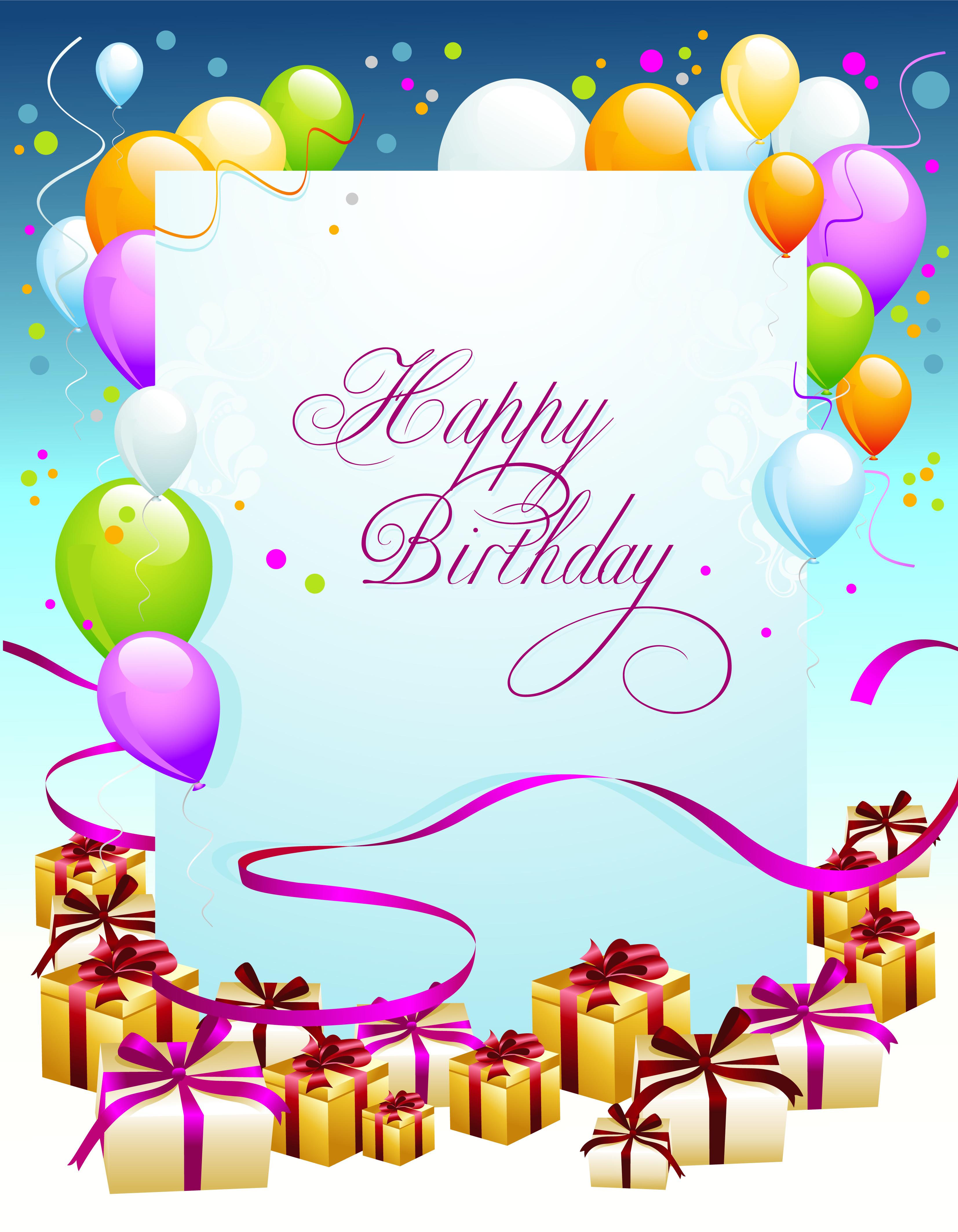 Free Free Happy Birthday Pics, Download Free Clip Art, Free Clip Art - Birthday Clipart Free Printable