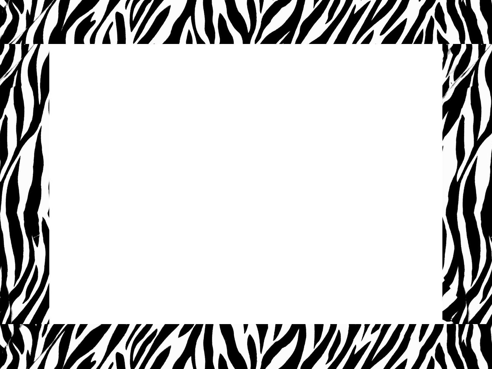 Free Free Zebra Print Border, Download Free Clip Art, Free Clip Art - Free Printable Zebra Print Birthday Invitations
