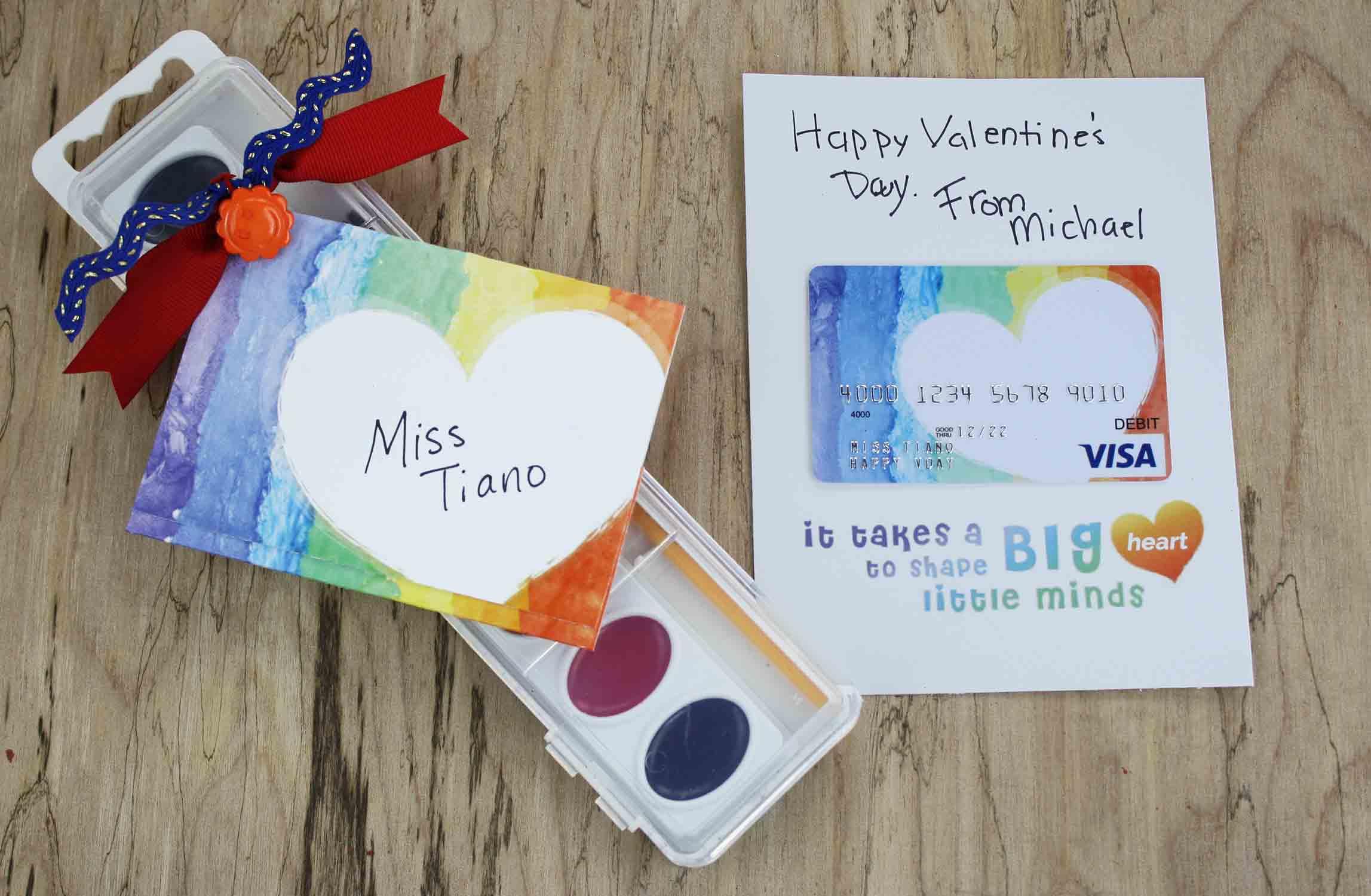 Free Gift Card Printable - Teacher Valentine Gift | Giftcards - Free Printable Teacher Appreciation Greeting Cards