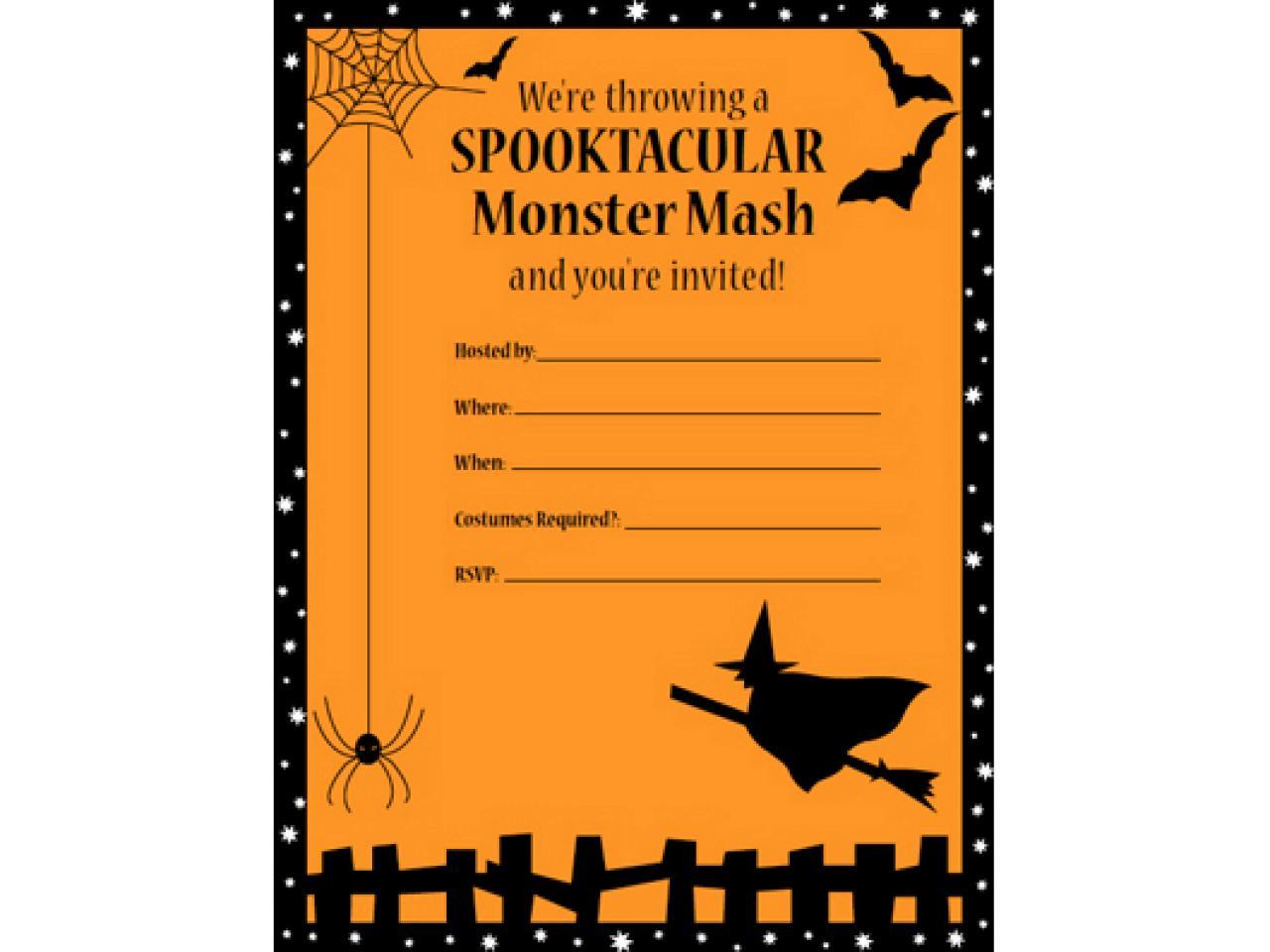 Free Halloween Templates 60 Premium Free Psd Halloween Flyer - Free Printable Halloween Flyer Templates