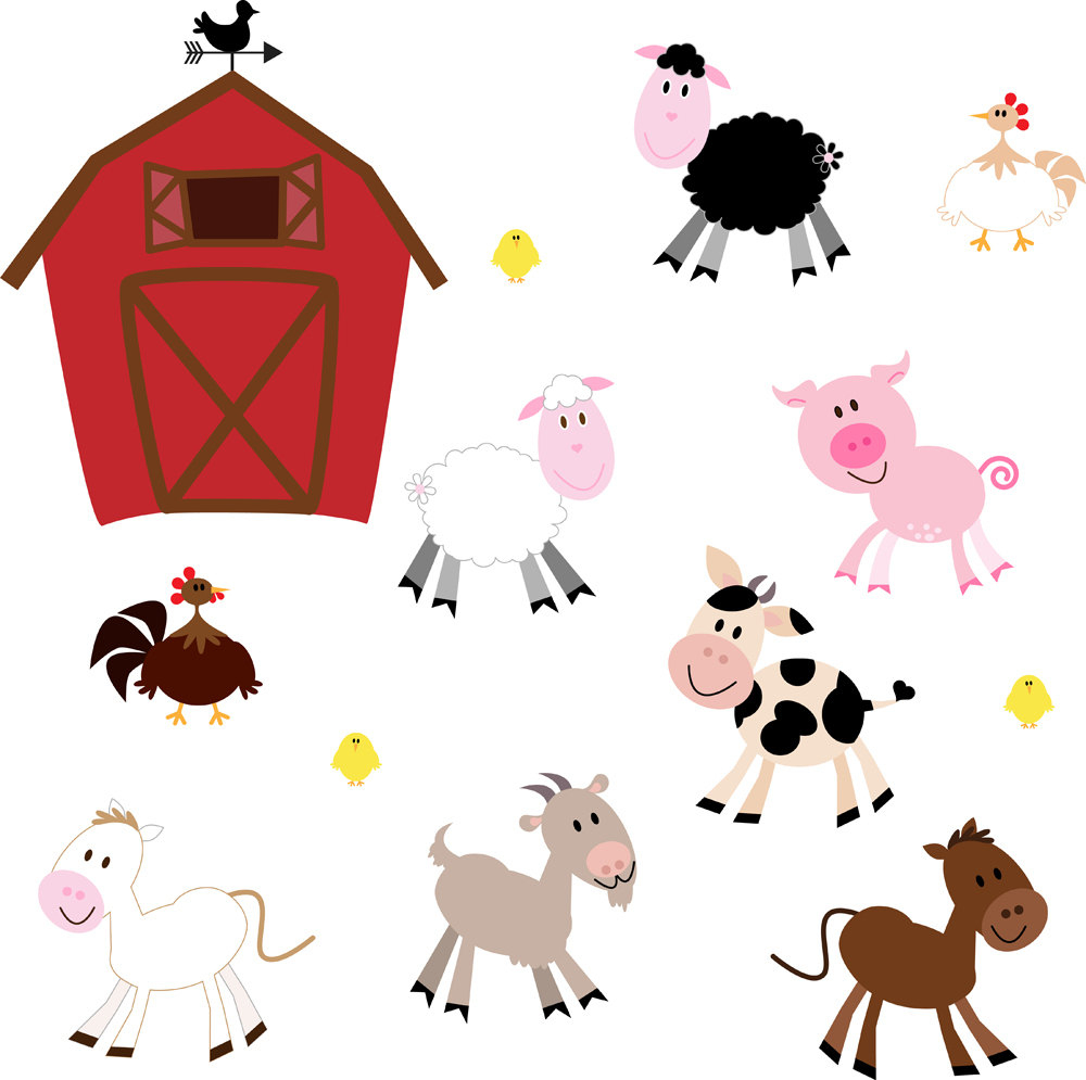 Free Images Of Farm Animals, Download Free Clip Art, Free Clip Art - Free Printable Farm Animals