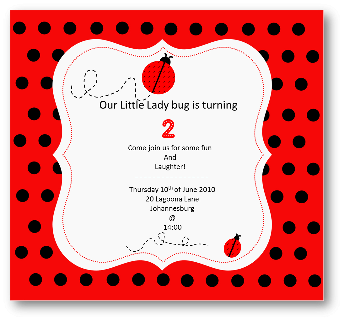 Free Ladybug Party Printables Stunning Free Printable Ladybug Baby - Free Printable Ladybug Baby Shower Invitations Templates