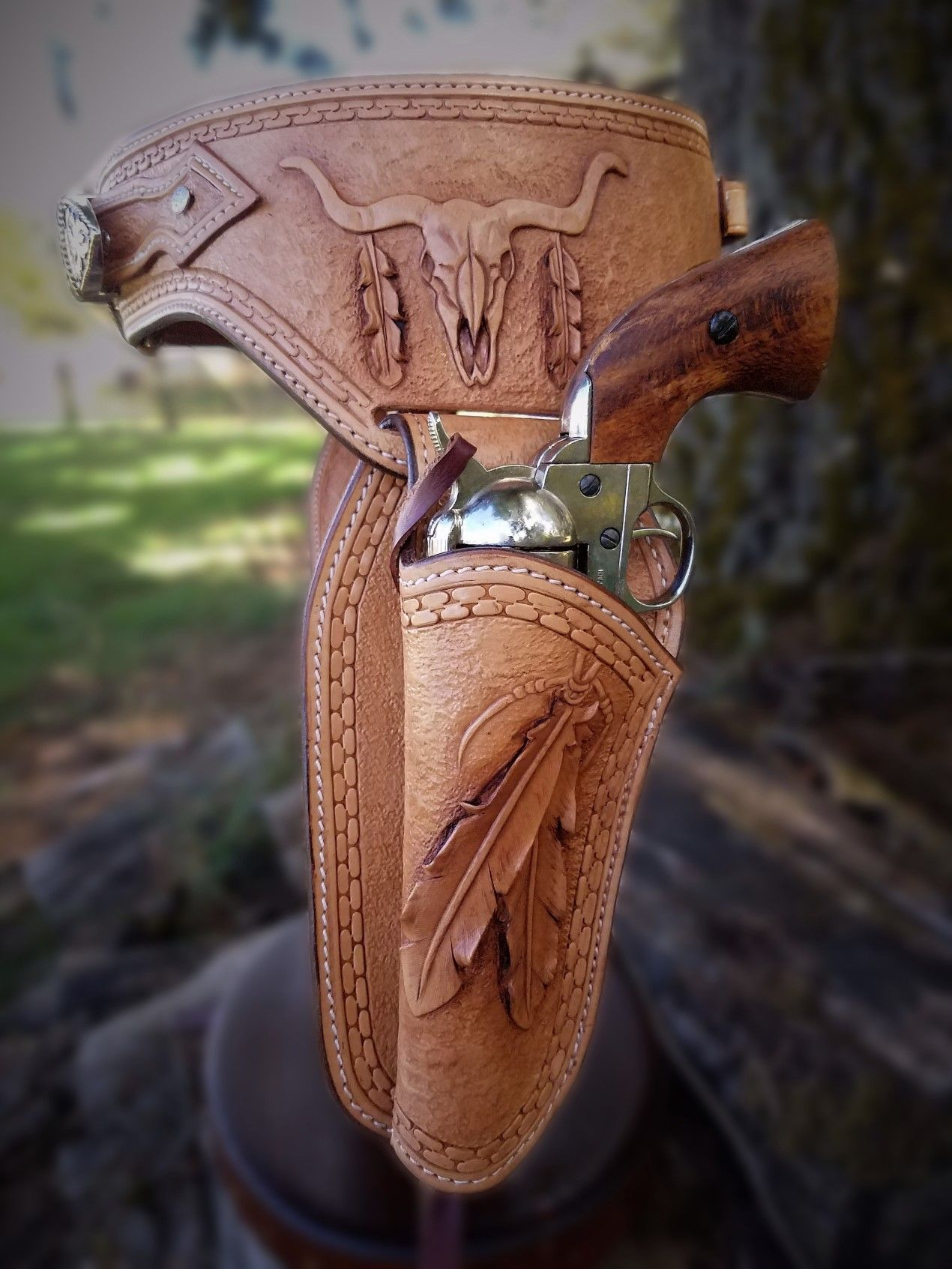 Free Leather Holster Patterns And Tips. Instant Pdf Downloads - Free Printable Holster Patterns