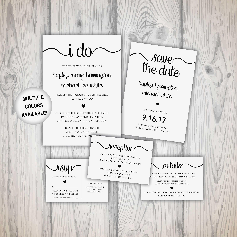 Free Mason Jar Wedding Invitation Printable Templates Fresh Wedding - Free Mason Jar Wedding Invitation Printable Templates