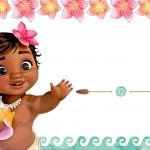 Free Moana Birthday Invitation | Free Printable Birthday   Free Moana Printable Invitations