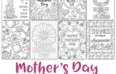 Free Mother's Day Card | Printable Template – Sarah Renae Clark – Free Printable Funny Mother's Day Cards
