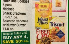 Free Nabisco Good Thins! Get Your Free Printable Coupon Here! See - Free Printable Scoop Away Coupons