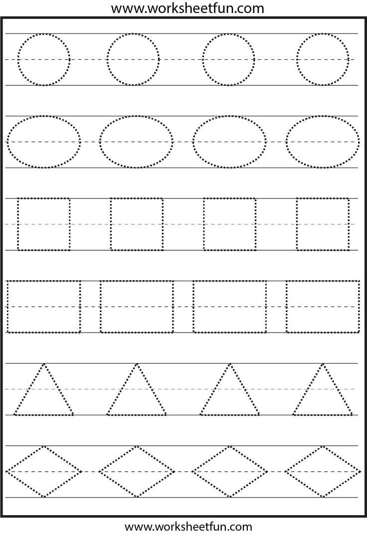Free Name Tracing Worksheets For Preschool – With Word Kindergarten - Free Printable Name Tracing Worksheets For Preschoolers