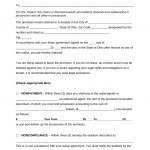 Free Ohio Eviction Notice Forms | Process And Laws   Pdf | Word   Free Printable Eviction Notice Ohio
