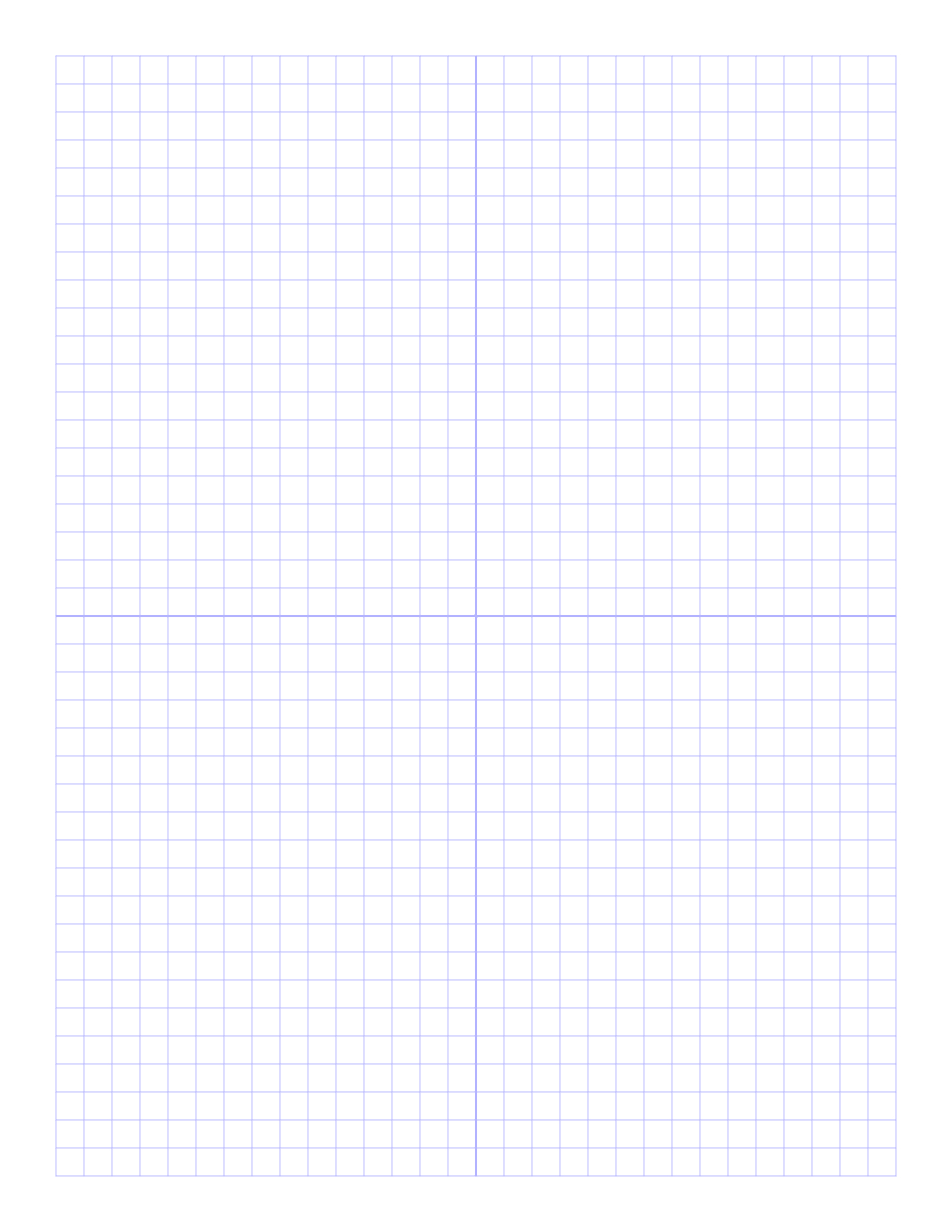 Free Online Graph Paper / Plain - Free Printable Graph Paper No Download