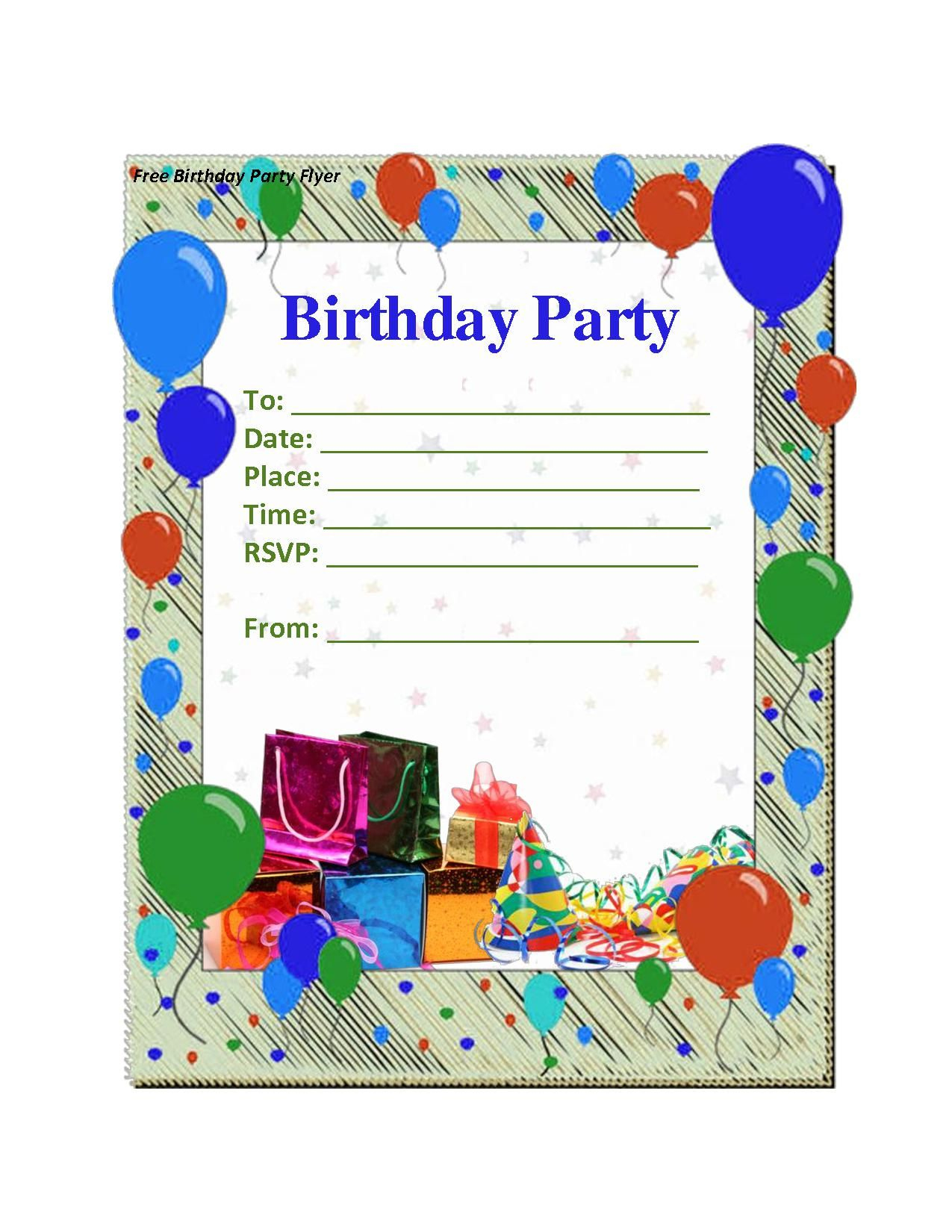 Free Party Invitation Maker Online | Star Wars Party Invitation - Make Printable Party Invitations Online Free