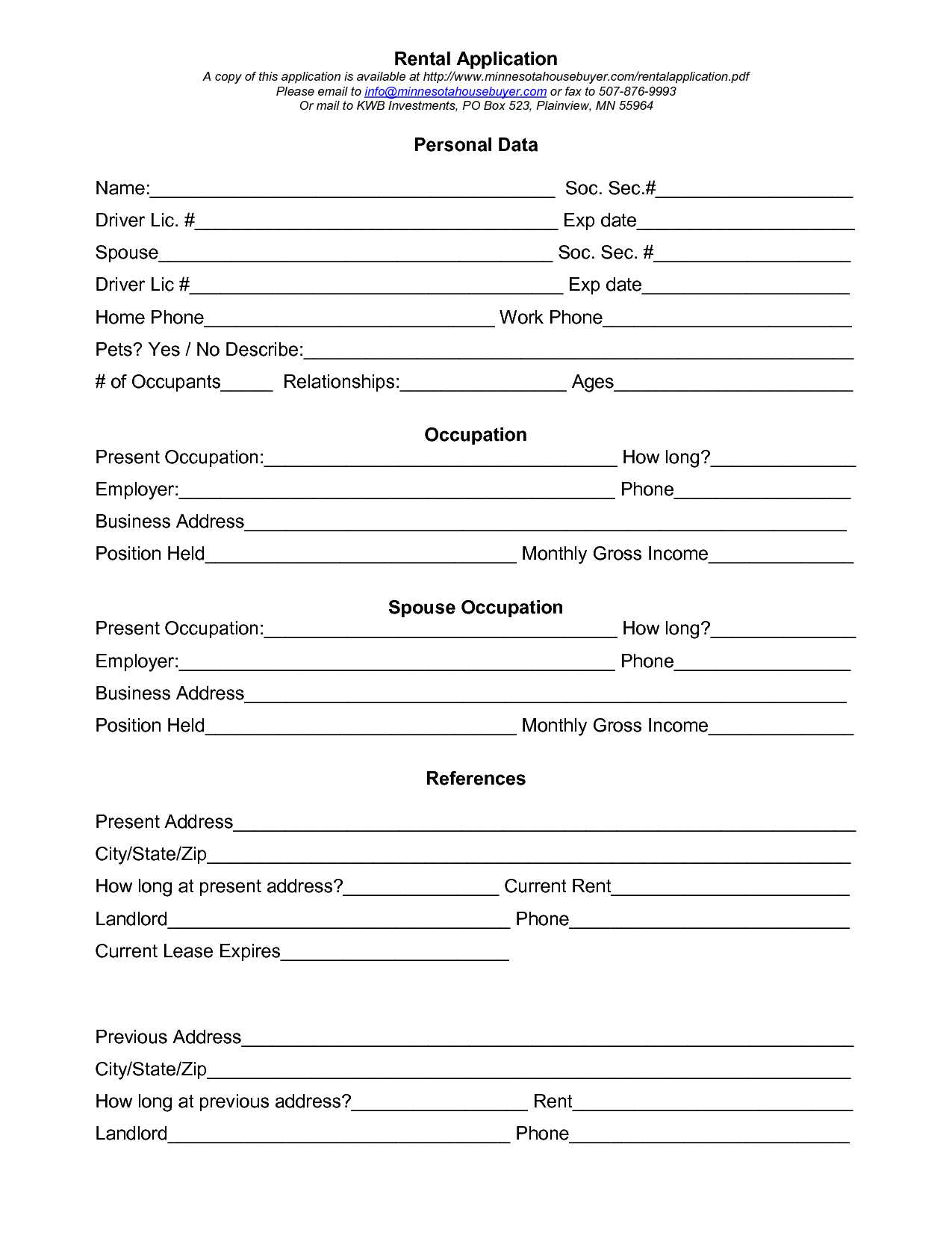 Free Personal Loangreement Form Pdf Inspirational Business - Free Printable Business Credit Application Form