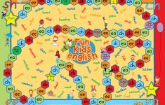 Free Phonics Board Games: Children's Songs, Children's Phonics – Free Printable Board Games