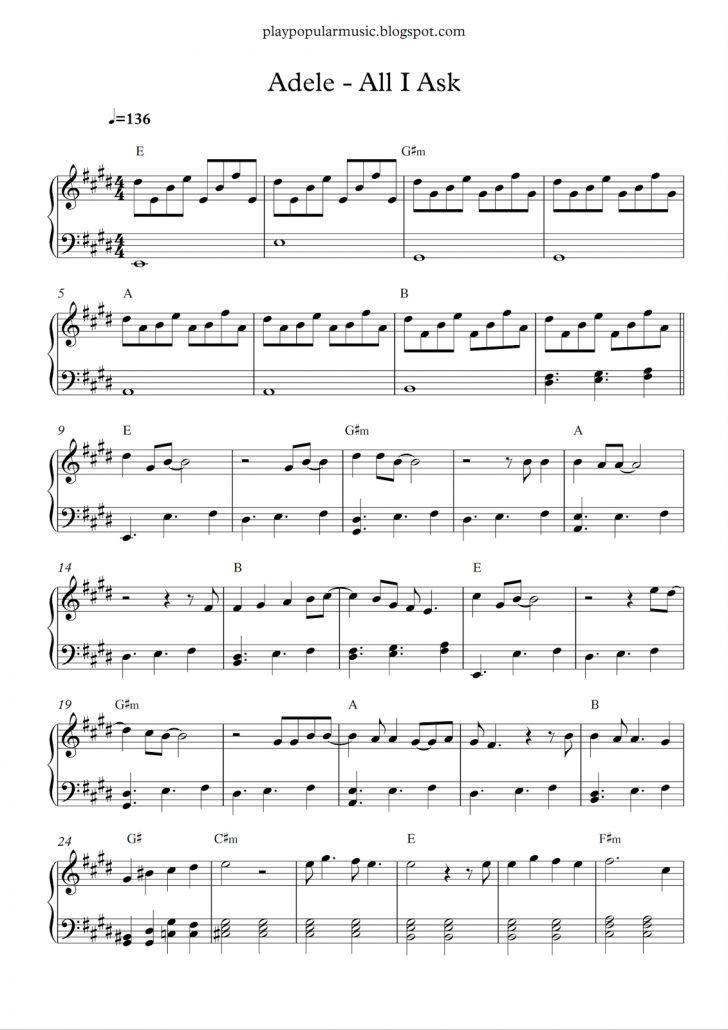 Free Printable Music Sheets Pdf