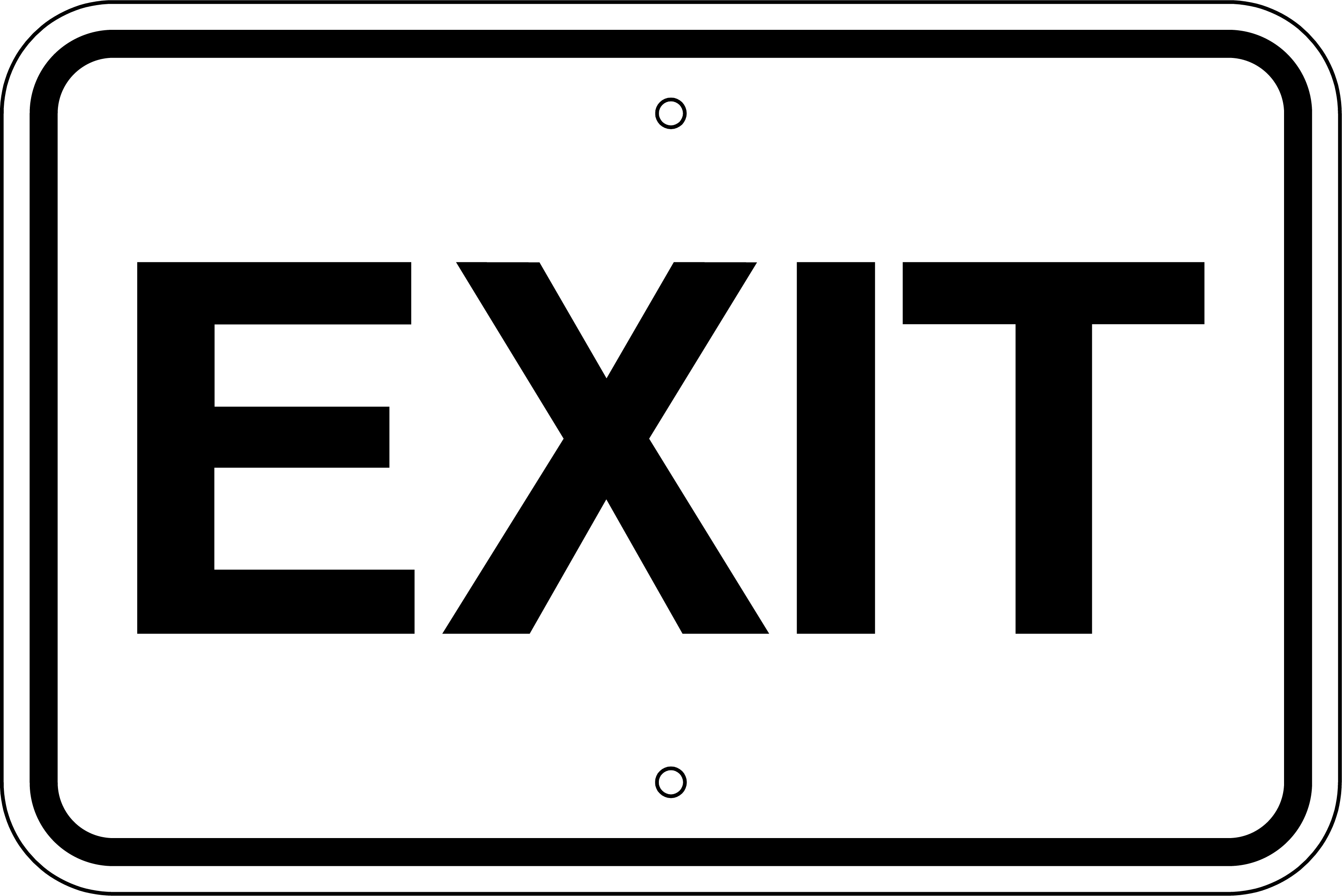 Free Pictures Of Exit Signs, Download Free Clip Art, Free Clip Art - Free Printable Exit Signs With Arrow