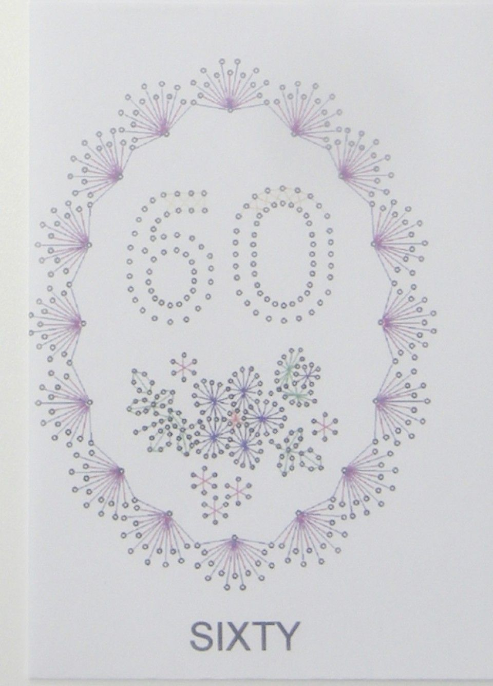Free Pricking Patterns For Cards |  Sew Patterns Card Envelope - Free Printable Paper Pricking Patterns