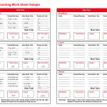 Free Print Carb Counter Chart | Carb Counting Work Sheet Sample   Free Printable Calorie Counter Sheet