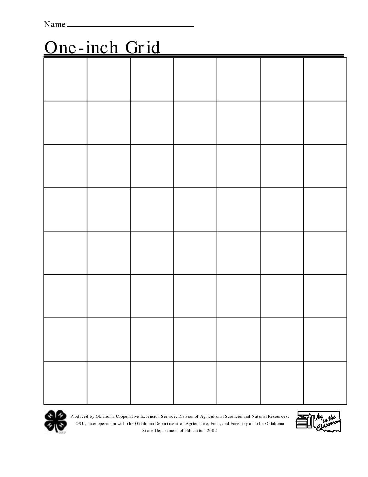 Free Printable 1 Inch Grid Paper | Math | Pinterest | Printable - Half Inch Grid Paper Free Printable