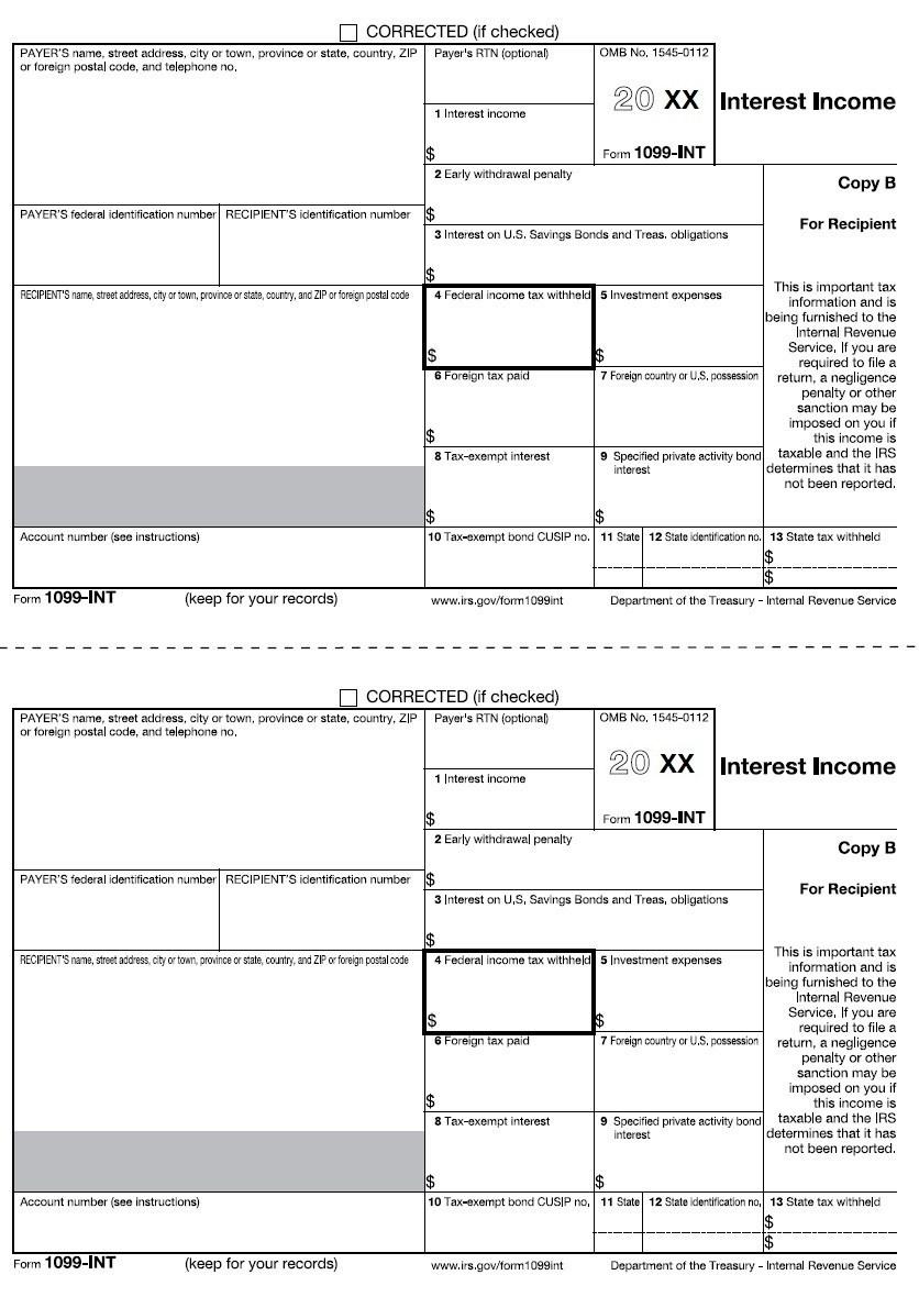Free Printable 1099 Misc Form 2014 Form Resume Examples Kbpmxkglex - Free Printable 1099 Form