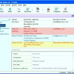 Free Printable Address Book Software Address Book Software With   Free Printable Address Book Software