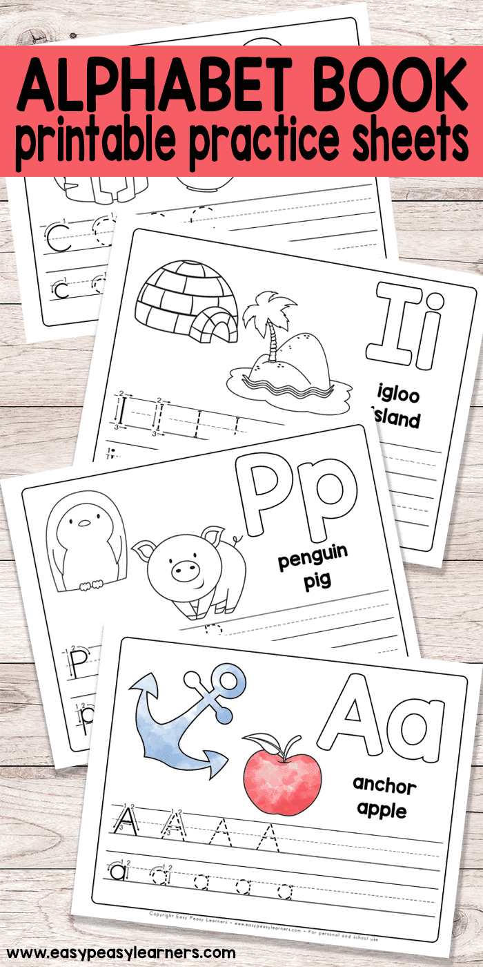 Free Printable Phonics Books