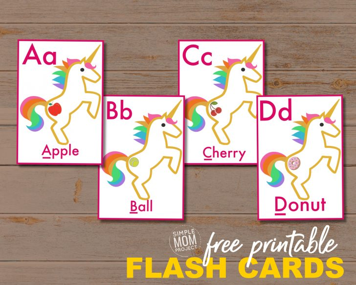 Free Printable Flashcards For Toddlers