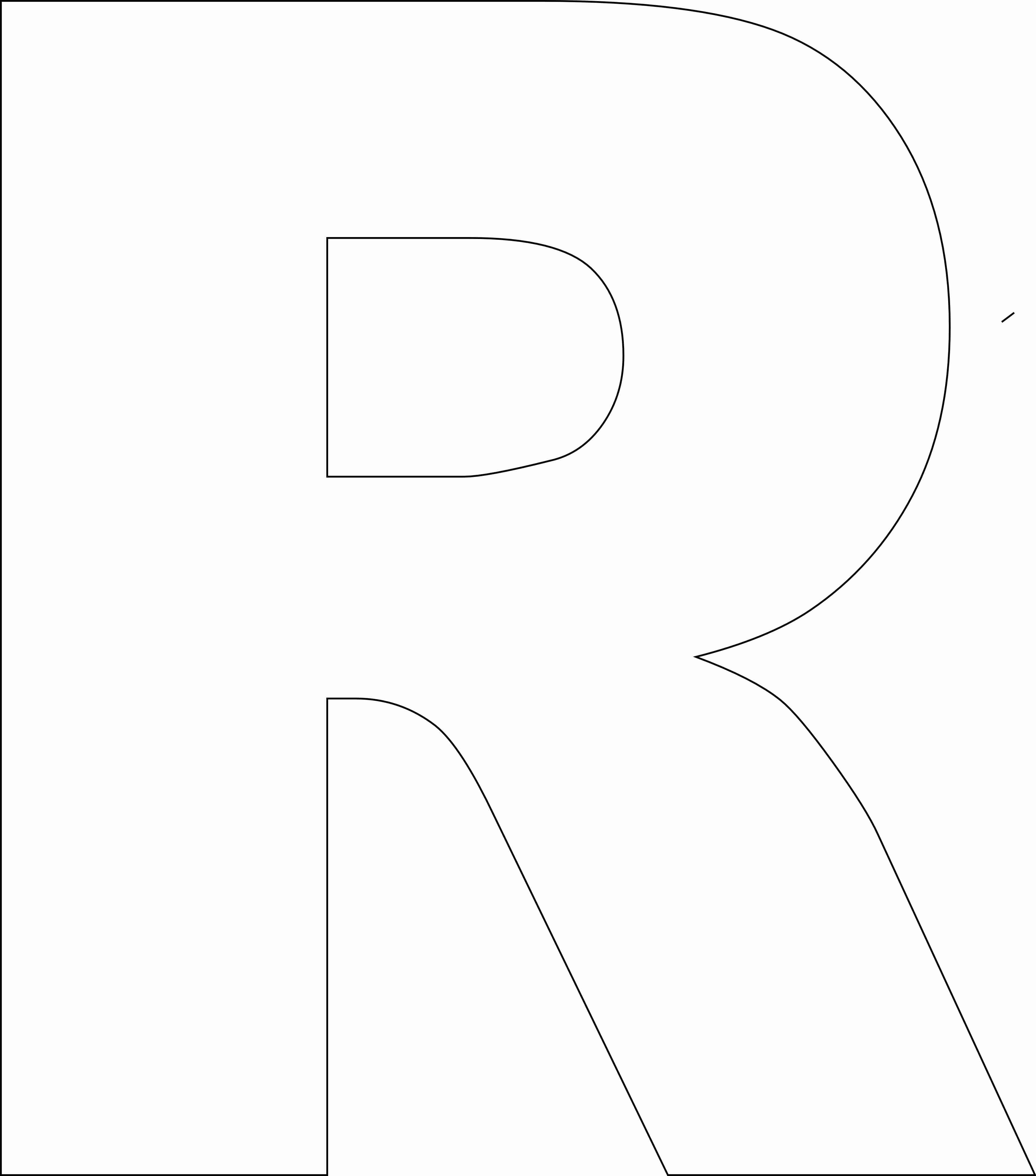 Free Printable Alphabet Template Upper Case - Free Printable Alphabet Stencils To Cut Out