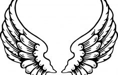 Free Printable Angel Coloring Pages For Kids | Food | Angel Wings – Free Printable Pictures Of Angels