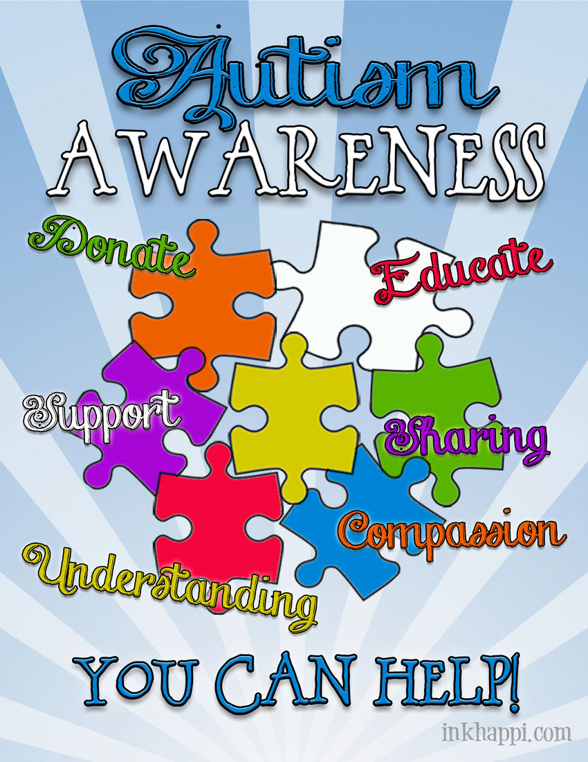 Free Printable Autism Awareness Posters Autism Awareness Requires - Free Printable Autism Awareness Posters