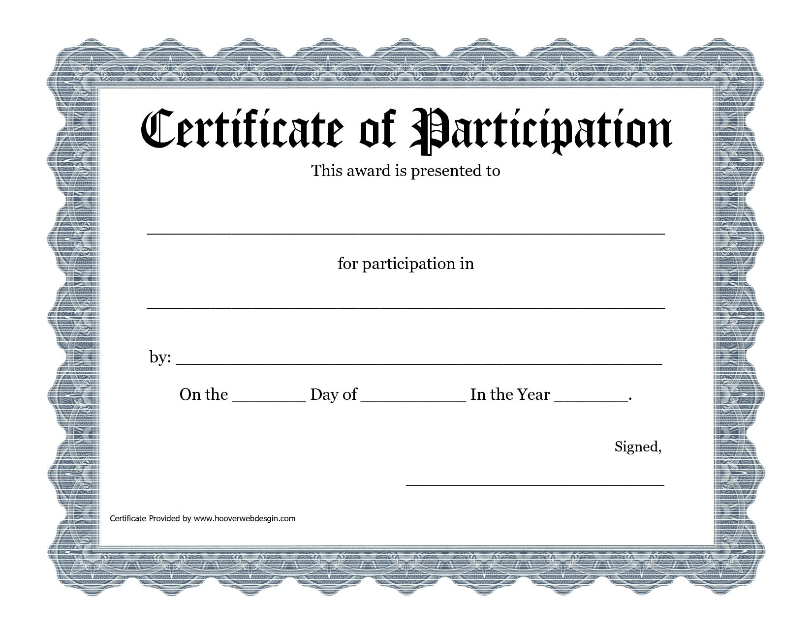 Free Printable Award Certificate Template - Bing Images   2016 Art - Free Printable Award Certificates