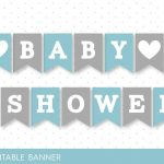 Free Printable Baby Shower Banner Letters | Free Printable   Free Printable Baby Shower Banner Letters