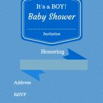 Free Printable Baby Shower Invitations   Baby Shower Ideas   Themes   Free Baby Boy Shower Invitations Printable