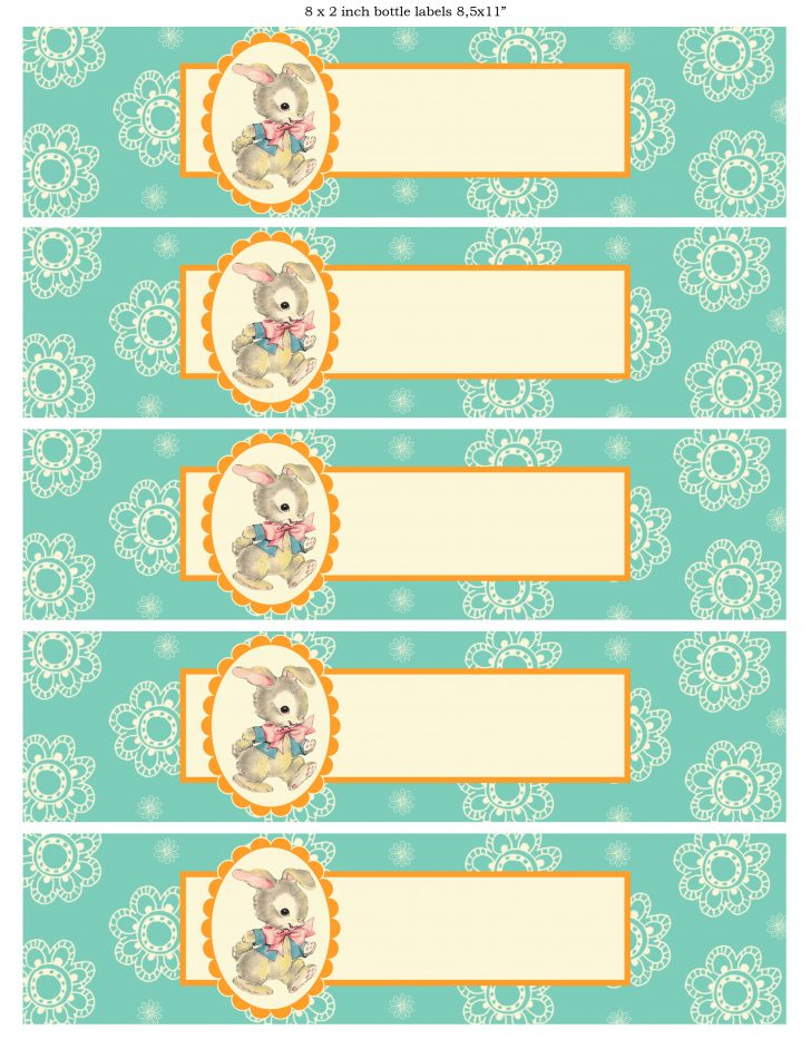 Free Printable Baby Shower Labels For Bottled Water