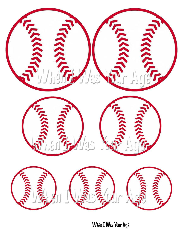 Free Printable Baseball Favor Tag - Free Printable Baseball Favor Tags