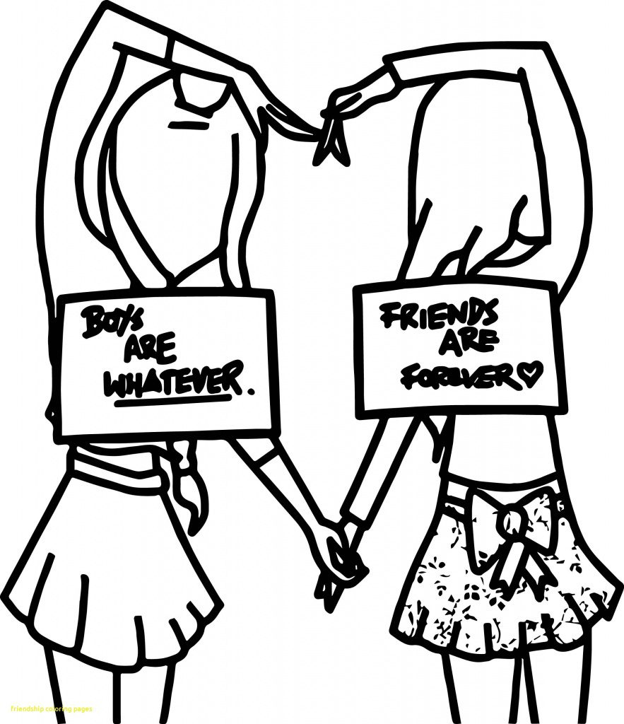 Free Printable Bff Coloring Pages | Free Printable - Free Printable Bff Coloring Pages