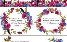Free Printable Bible Verses