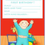 Free Printable Birthday Cards Boy Happy With Toys | Kids Party Food - Free Printable Kids Birthday Cards Boys