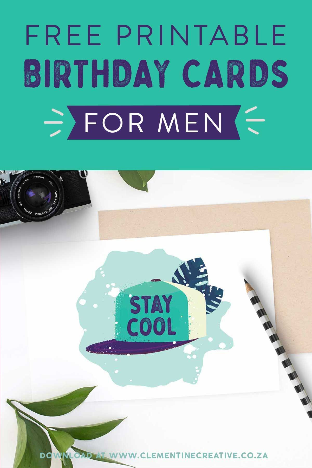 Free Printable Birthday Cards For Him   Printables   The Best - Free Printable Birthday Cards For Brother