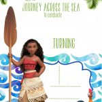 Free Printable Birthday Party Invitation Spectacular Free Printable   Free Moana Printable Invitations