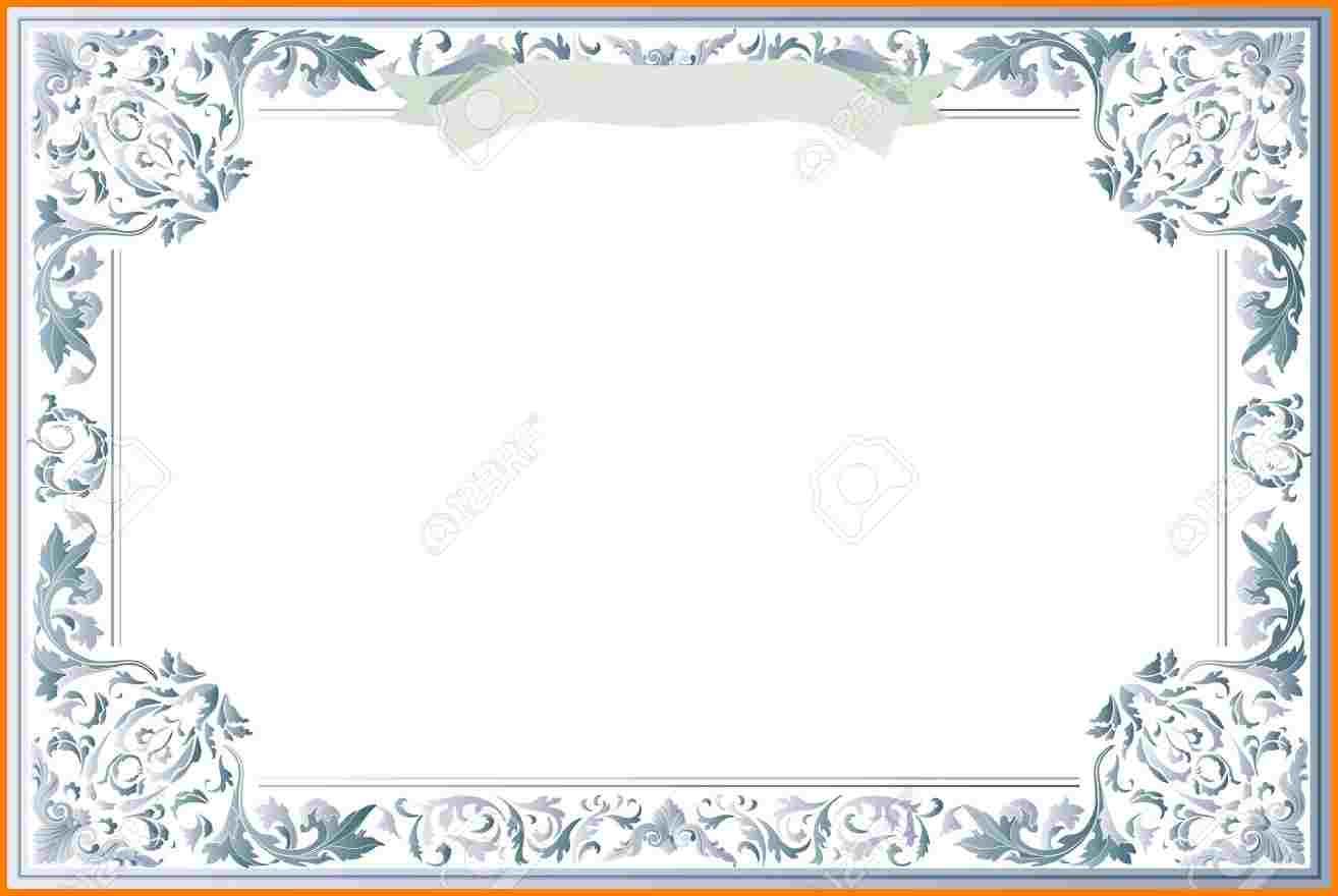 Free-Printable-Blank-Certificate-Templates-21802133-Blank - Free Printable Certificate Templates